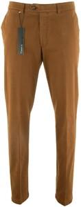 Gardeur Nils Cotton Flex Pants Mid Brown