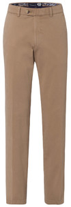 Gardeur NILS Stretch Cotton Broek Beige