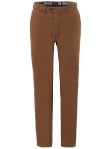Gardeur NILS Stretch Cotton Pants Mid Brown