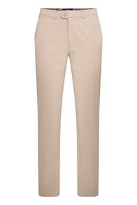 Gardeur Nils Uni Cotton Pants Light Sand