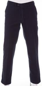 Gardeur Pima Cotton Stretch Pants Navy