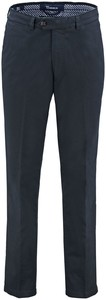 Gardeur Pimacotton Stretch Broek Navy