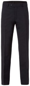 Gardeur Regular Fit Clima Wool Dun Broek Antraciet