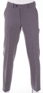 Gardeur Regular Fit Clima Wool Dun Broek Midden Grijs