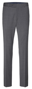 Gardeur Regular Fit Clima Wool Dun Pants Grey