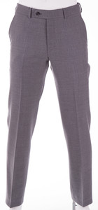 Gardeur Regular Fit Clima Wool Dun Pants Mid Grey