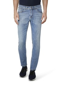 Gardeur Sandro Slim-Fit Jeans Jeans Bleached Blue