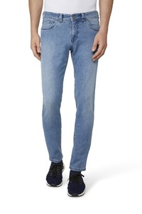 Gardeur Sandro Slim-Fit Jeans Jeans Licht Blauw