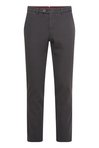 Gardeur Sem-1 Cotton Uni Pants Dark Gray