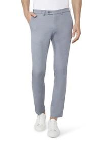 Gardeur Sem-1 Two-Tone Effect Comfort Stretch Pants Grey