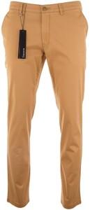 Gardeur Seven Slim Uni Broek Camel