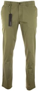 Gardeur Seven Slim Uni Pants Light Green