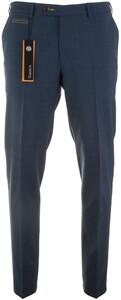 Gardeur Silva Flat Front Pants Mid Blue