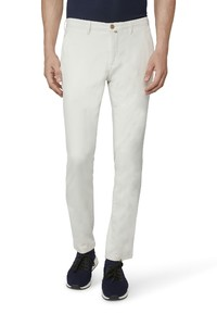 Gardeur Simon Comfort Stretch Broek Wit