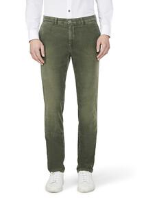 Gardeur Sonny-13 Corduroy Corduroy Trouser Olive Green