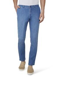 Gardeur Sonny-13 Flat-Front Jeans Jeans Licht Blauw