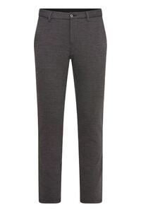 Gardeur Sonny-14 Herringbone Pants Anthracite Grey
