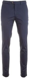 Gardeur Sonny Fine Structure Pants Dark Evening Blue
