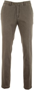 Gardeur Sonny Knit Look Structure Smart Casual Pants Grey
