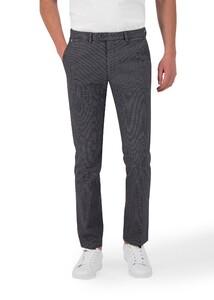 Gardeur Sonny Sartorial Wool Look Ewoolution Broek Antraciet