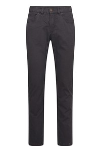 Gardeur Two-Tone Bill-3 Comfort Stretch Broek Antraciet