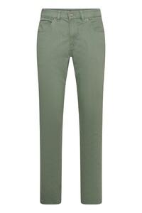 Gardeur Two-Tone Bill-3 Comfort Stretch Pants Green