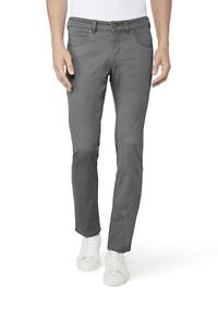 Gardeur Two-Tone Bill-3 Comfort Stretch Pants Light Grey
