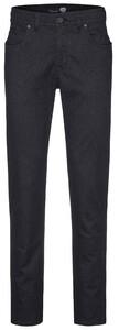 Gardeur Wool-Look Bill Fine Structure 5-Pocket Broek Grijs