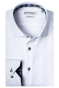 Giordano Maggiore Cutaway Luxury Fine Twill Shirt White