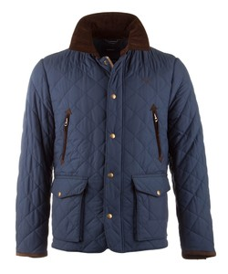 Gant The Hunter Jacket Midden Blauw