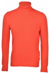 Gran Sasso Air Wool Coltrui Trui Coral Red