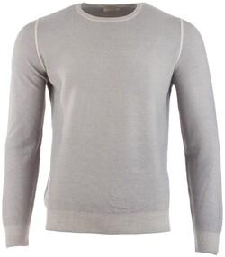 Gran Sasso Fine Grain Pullover Grey