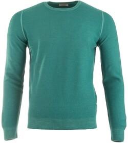 Gran Sasso Fine Grain Pullover Turquoise