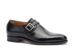 Greve Breda Gespschoen Shoes Black