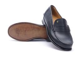 Greve Mocassin Kansas Shoes Blue