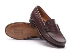 Greve Mocassin Kansas Shoes Bordeaux