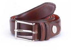 Greve Uni Color Belt Riem Noce Puro