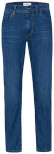 Brax Style Cadiz Regular Blue Used
