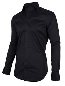 Cavallaro Napoli Black Shirt Zwart