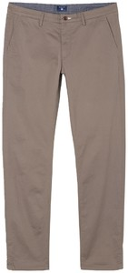 Gant Slim Twill Chino Falcon Grey