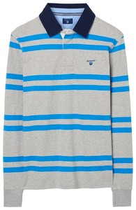 Gant Gant Striped Licht Grijs