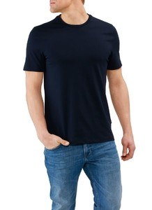 Maerz Round Neck Shirt Navy
