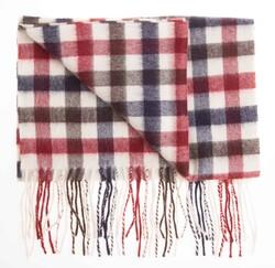 Hemley Soft Check Sjaal Multicolor