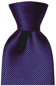 Hemley Uni Zijden Stropdas Tie Royal Blue