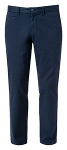 Hiltl FHP Konstantin Cotton Stretch Broek Marine