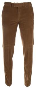Hiltl Genua Corduroy Flat-Front Corduroy Trouser Sand