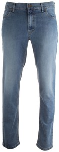 Hiltl Kirk Contemporary Fit Cento Denim Jeans Denim Blue