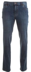 Hiltl Kirk Triple-D 5-Pocket Jeans Jeans Bleached Blue