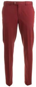 Hiltl Parma Hiltl Essentials Flat-Front Pants Red