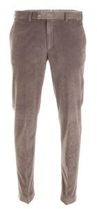 Hiltl Parma Supima Baby Corduroy Corduroy Trouser Mid Grey
